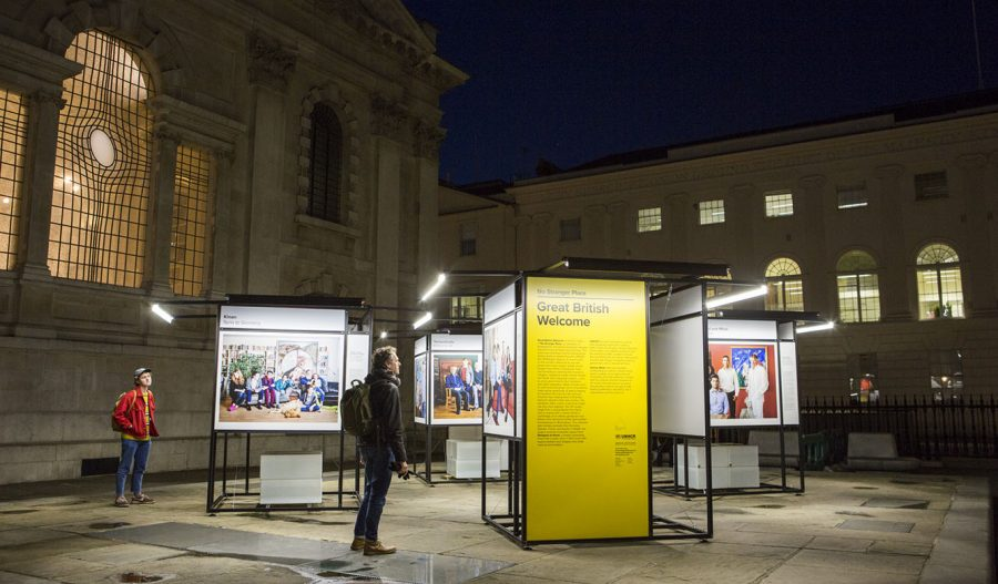 St Martin in the Fields exhibition