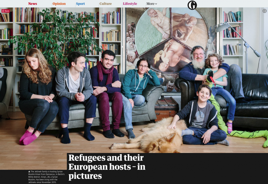 The Guardian online photo gallery